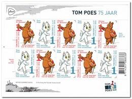 Nederland 2016, Postfris MNH, NVPH V3426-3427, Tom Poes - Period 2013-... (Willem-Alexander)