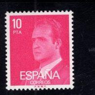 718603942 SPAIN 1976 1977 SCOTT 1983 KING JUAN CARLOS - 1931-Aujourd'hui: II. République - ....Juan Carlos I