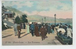 MONACO - MONTE CARLO - Les Terrasses - Monte-Carlo