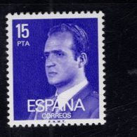 718604539 SPAIN 1976 1977 SCOTT 1985 KING JUAN CARLOS - 1931-Aujourd'hui: II. République - ....Juan Carlos I