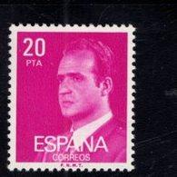 718604743 SPAIN 1976 1977 SCOTT 1986 KING JUAN CARLOS - 1931-Aujourd'hui: II. République - ....Juan Carlos I