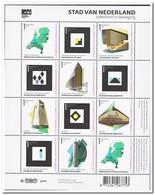 Nederland 2011, Postfris MNH, NVPH V2792-2801, City Of Netherland - Period 2013-... (Willem-Alexander)