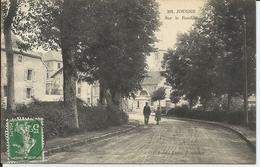 Jougne (Doubs) - Sur Le Remblai - Faivre-Locca - Autres Communes