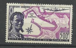 CF Des Somalis, YT P.A. N° 25 Oblitéré, Cote 68€ - Costa Francesa De Somalia (1894-1967)