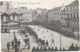 Grammont NA5: Le Jeu De Balle 1908 - Geraardsbergen