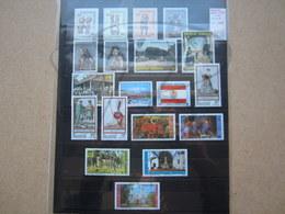 VEND BEAUX TIMBRES DE POLYNESIE , ANNEE 1985 + P.A. , XX !!! - Polynésie Française