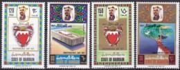 Bahtain, 1971, 190/93, Unabhängigkeit. MNH ** - Bahrein (1965-...)