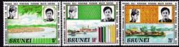 Brunei, 1971, 162/64, Perdana Wazir. MNH ** - Brunei (1984-...)