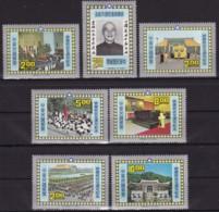Taiwan,, 1976, 1133/39, 1. Todestag Von Chiang Kai-shek. MNH ** - 1945-... Republik China