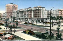 N°70094 -cpsm Le Havre -le Boulevard Foch- - Le Havre