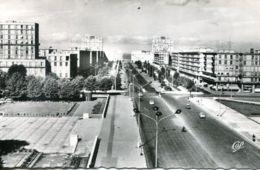 N°70095 -cpsm Le Havre -l'avenue Foch- - Le Havre