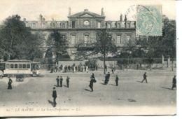 N°70103 -cpa Le Havre -la Sous Préfecture- - Le Havre