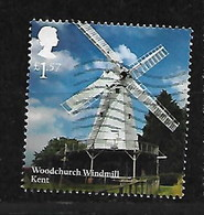 GB 2017 WOODCHURCH WINDMILL IN KENT HV - 1952-.... (Elizabeth II)
