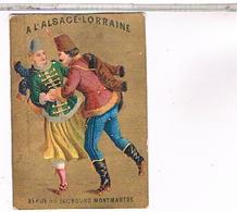 CHROMOS  A L ALSACE LORRAINE CHAUSSURES PARIS ................. CH152 - Autres