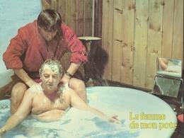 3 Photos Film LA FEMME DE MON POTE Isabelle Huppert Coluche Thierry Lhermitte - Famous People