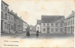 Feluy NA6: La Grand'Rue 1905 - Seneffe