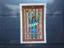 VEND BEAU TIMBRE DE POLYNESIE N° 92 , XX !!! - Polynésie Française