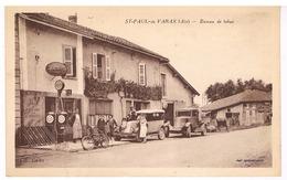 Saint-Paul-de-Varax - Bureau De Tabac. - France