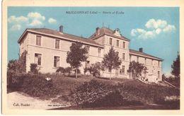 Meillonnas Mairie Et école - Frankreich