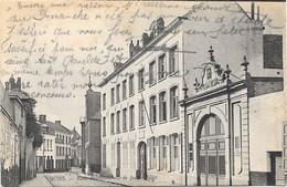 Mons NA43: Ecole Professionnelle De Jeunes Filles - Mons