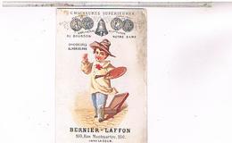 Chromos   CHAUSSURES  BERNIER LAFFON PARIS...CH205 - Autres