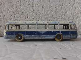 AUTOCAR CHAUSSON - DINKY-TOYS - MADE IN FRANCE - Jouets Anciens
