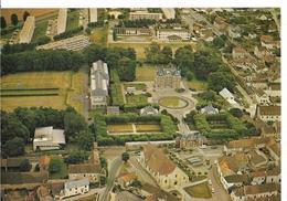ECQUEVILLY Photographie  Aérienne  Coudant - France