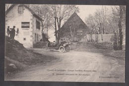 CPA Coupe Gordon Bennett 1905-Premier Tournant De ROCHEFORT- - France