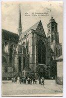 CPA - Carte Postale - Belgique - Lier - Lierre - Eglise St Gommaire - 1923  ( DD7302) - Lier