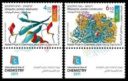 2011Israel2182-2183International Year Of Chemistry 2011 - Israel