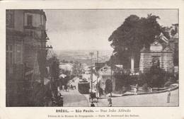 SAO PAULO      Rue Joao Alfredo - São Paulo