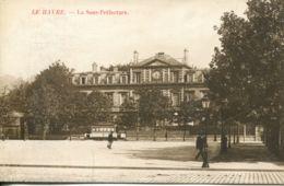 N°70108 -cpa Le Havre -la Sous Préfecture- - Le Havre