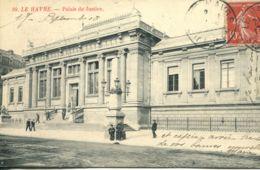 N°70111 -cpa Le Havre -palais De Justice- - Le Havre