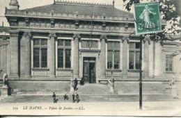 N°70112 -cpa Le Havre -palais De Justice- - Le Havre