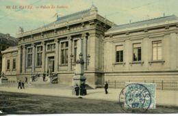 N°70114 -cpa Le Havre -palais De Justice- - Le Havre