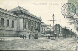 N°70116 -cpa Le Havre -palais De Justice- - Le Havre