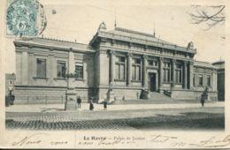 N°70117 -cpa Le Havre -palais De Justice- - Le Havre