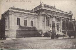 N°70118 -cpa Le Havre -palais De Justice- - Le Havre