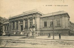 N°70119 -cpa Le Havre -palais De Justice- - Le Havre
