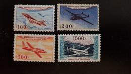Affaire !! France Poste Aérienne YT N° 30/33 Très Légère Trace De Charnière - 1927-1959 Mint/hinged
