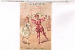 Chromos   AU PANTHEON   PARIS..CH216 - Autres