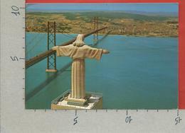 CARTOLINA VG PORTOGALLO - LISBOA - Vista Do Cristo Rei - 10 X 15 - ANN. 1972 - Lisboa