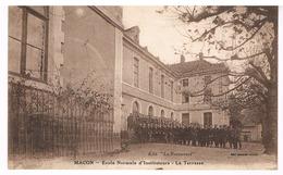 Mâcon - Ecole Normale D'instituteurs - La Terrasse - Macon