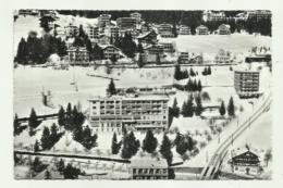 LEYSIN - QUELQUES HOTELS  VIAGGIATA FP - VD Vaud