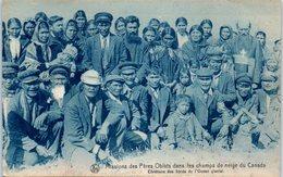 Amérique - CANADA - Missions Des PèresOblats Dans Les Champs De Neige Du Canada - Chrétiens Des Bords De L'Océan Glacial - Unclassified