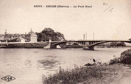 DECIZE 58 LE PONT NEUF Sur La Loire - Decize