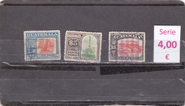 Guatemala  -  Serie Completa    -  2/866 - Guatemala