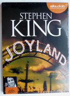 LIVRE AUDIO 1 CD AUDIOLIB   JOYLAND - Stephen KING Neuf Sous Film - Música & Instrumentos