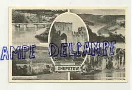 Royaume-Uni. Chepstow. Carte Mosaïque - Monmouthshire
