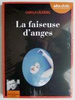 LIVRE AUDIO 2 CD AUDIOLIB LA FAISEUSE D'ANGES - Camilla LACKBERG Neuf Sous Film - Musique & Instruments
